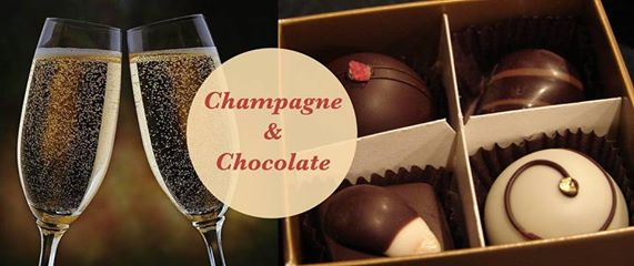 Enjoy a glass of bubbly and luxury chocolates when you book a double spa manicure or pedicure!