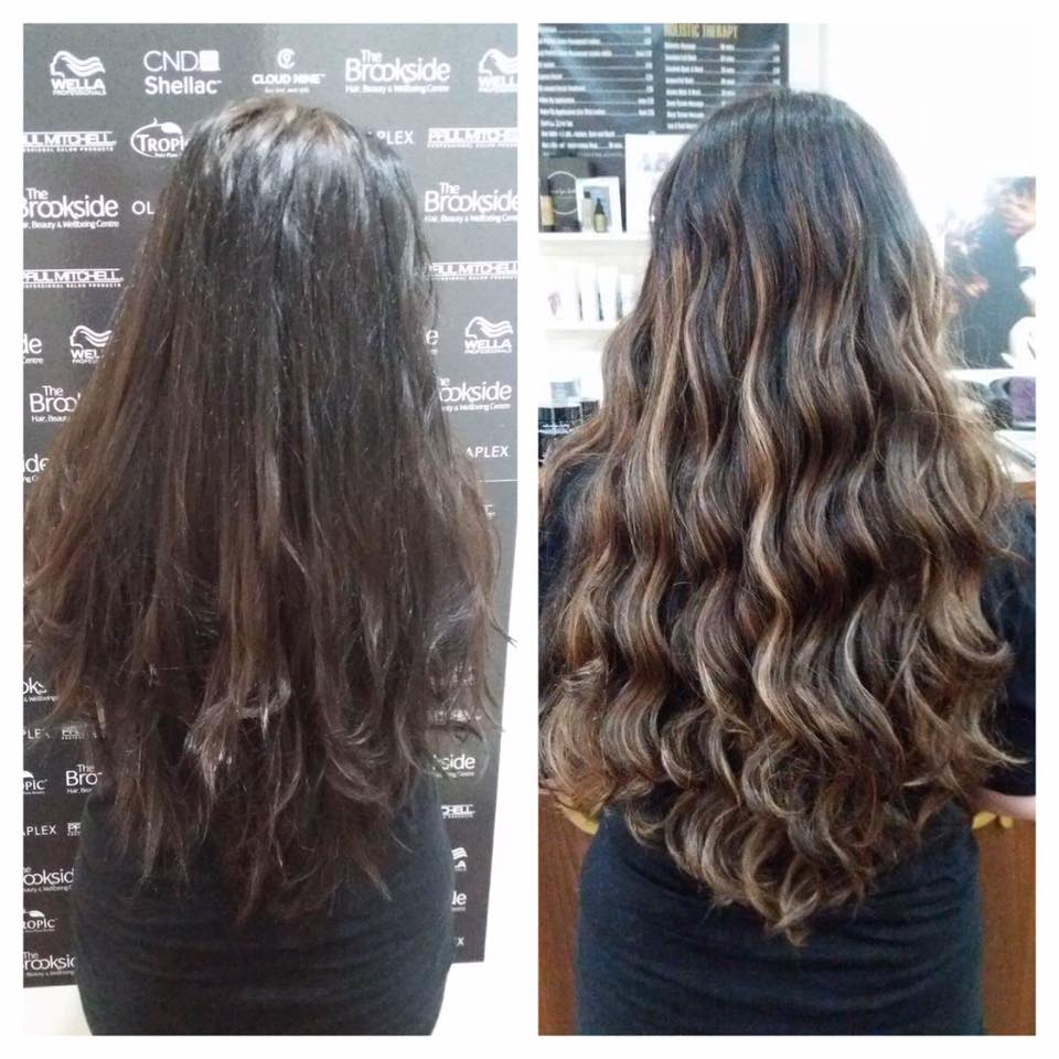** Hair of the week ***  Stunning balayage by Vicky using Wella & Olaplex. Book in now with Vicky for your consultation.…Continue Reading..