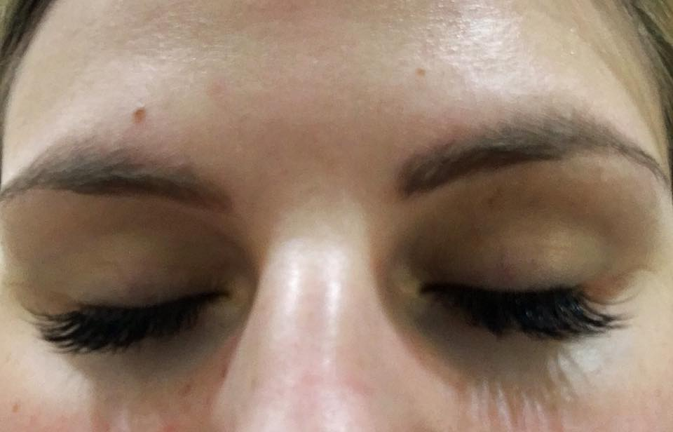 Semi-Permanent Lashes by Lydia ❤…Continue Reading..