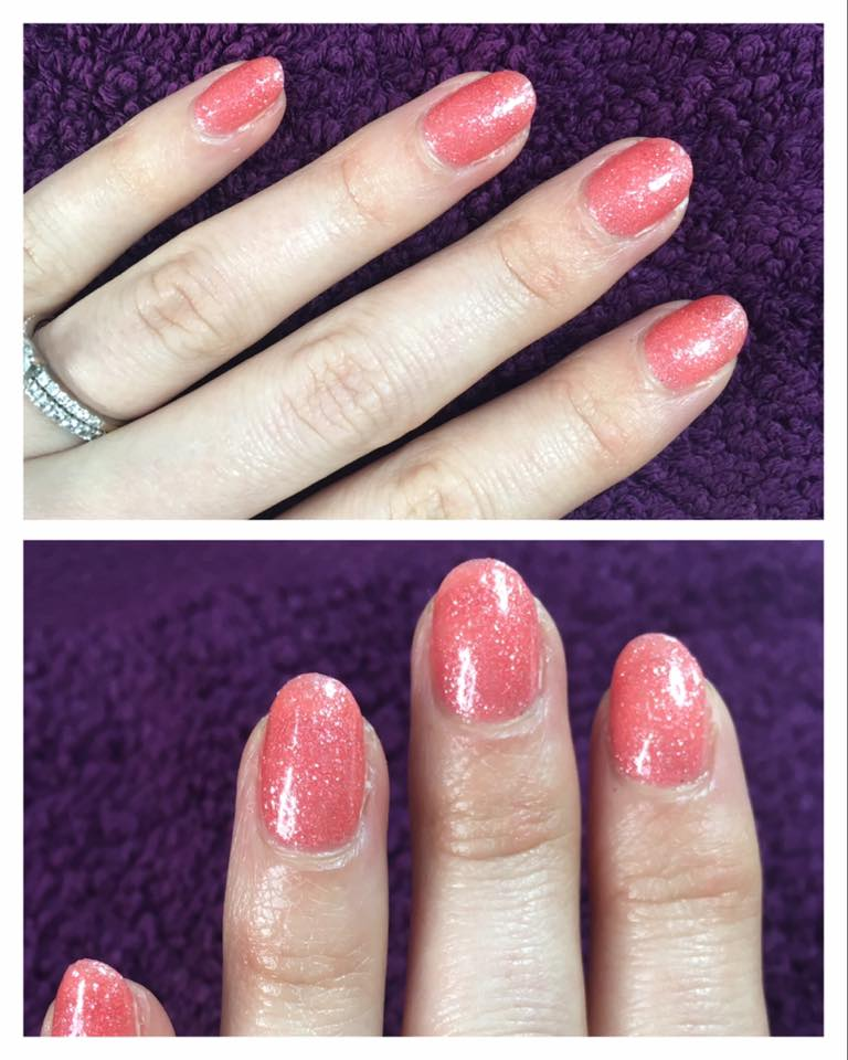 Gorgeous shellac nails by Laura…Continue Reading..