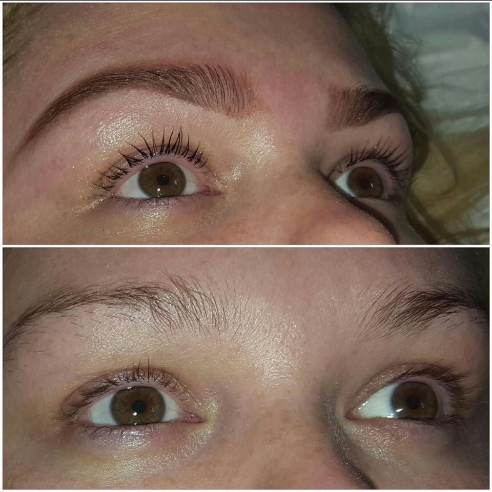 LVL Lashes and Hi-Brow by Lydia…