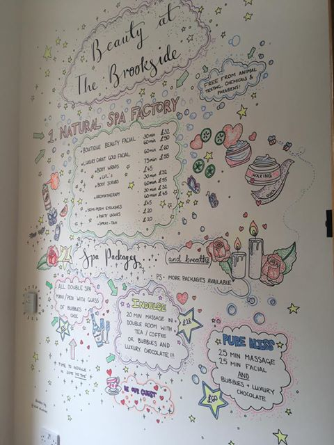 Our pretty wall …Continue Reading..