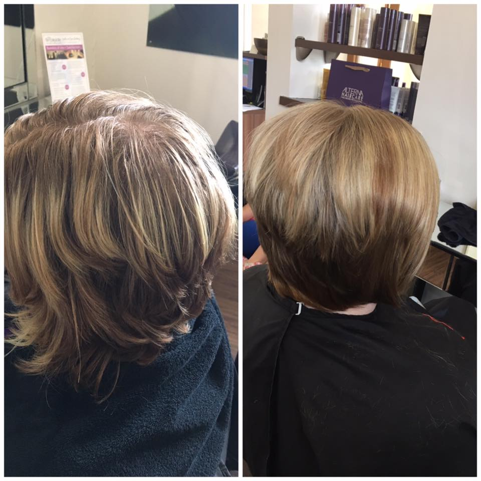 Colour, Cut & Blow Dry by Melanie…