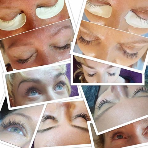Semi-Permanent Lashes Phone now to book on 01254 706161 (£25 deposit required at time of booking)#lashes…