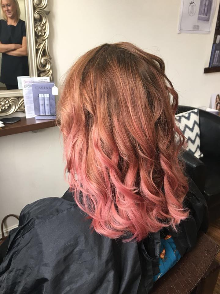 Wella Pink Dream by Vicky…Continue Reading..