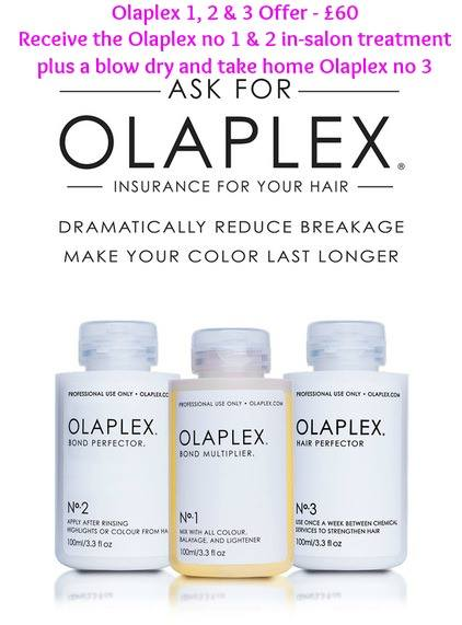 If you've been wanting to try out the Olaplex Stand Alone Treatment or the Olaplex No 3 at home then this amazing offer is for you. Receive the Olaplex Treatment and Blow Dry plus take home the incredible Olaplex No…Continue Reading..