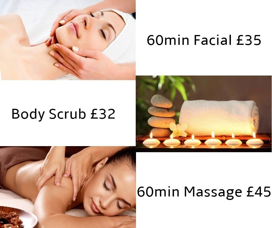 Warm up this winter with a luxury treatment, NEW prices on our facials and body treatments, making it affordable even in December!…Continue Reading..