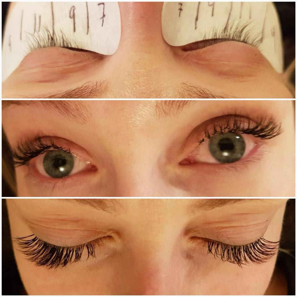 Get ready for New Year's Eve with Lash Perfect Classic or Russian Semi-Permanent Lash Extensions from £45.