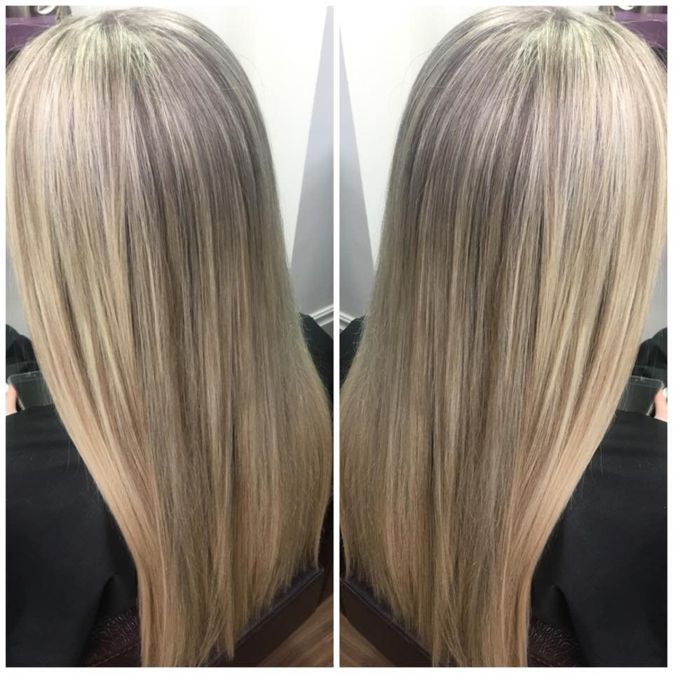 Full Head Foils and Cut by Melanie…Continue Reading..