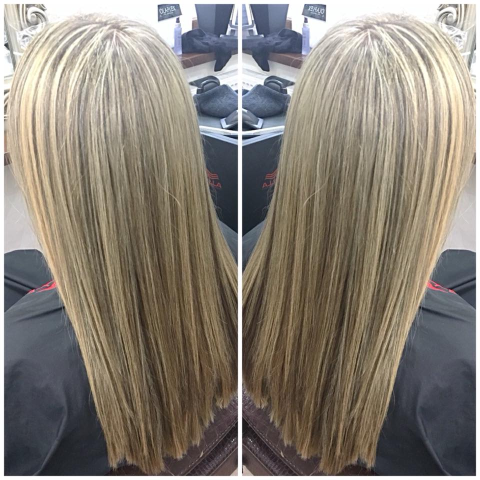 Foils and Cut by Stephanie…