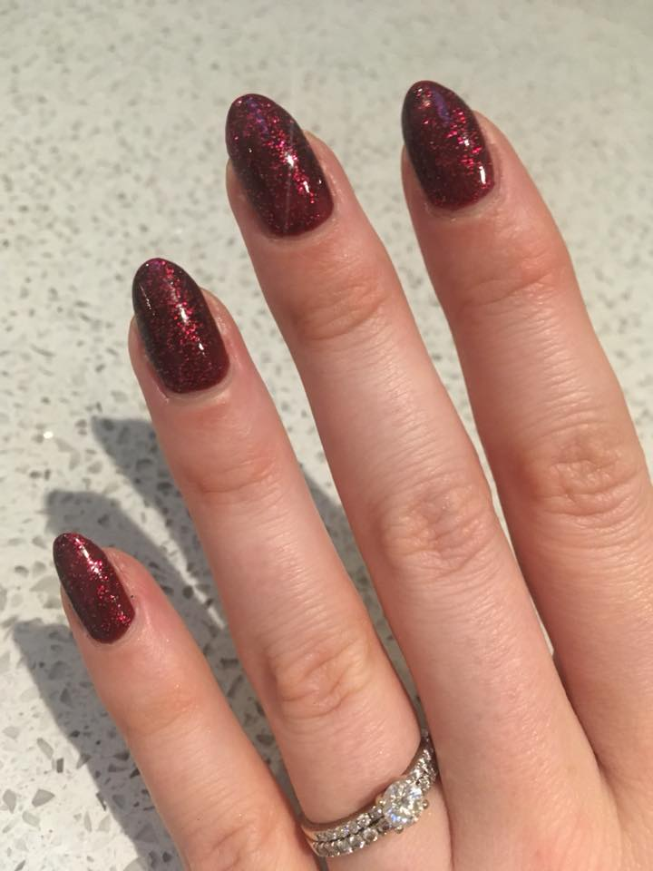 Shellac by Lydia…
