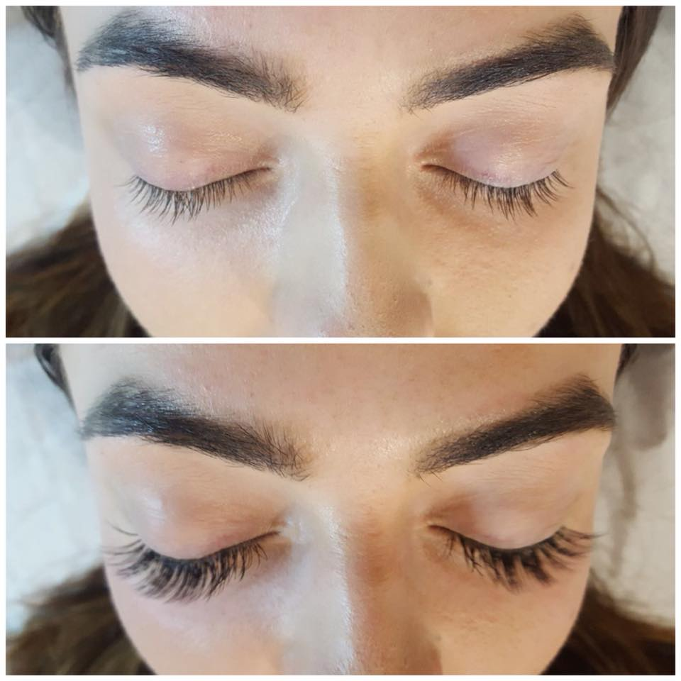 Semi Permanent Classic Lashes by Lydia…Continue Reading..