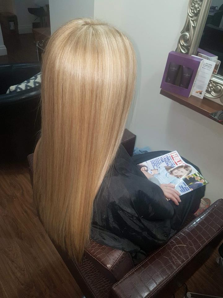 Beautiful colour and cut by Melanie…Continue Reading..