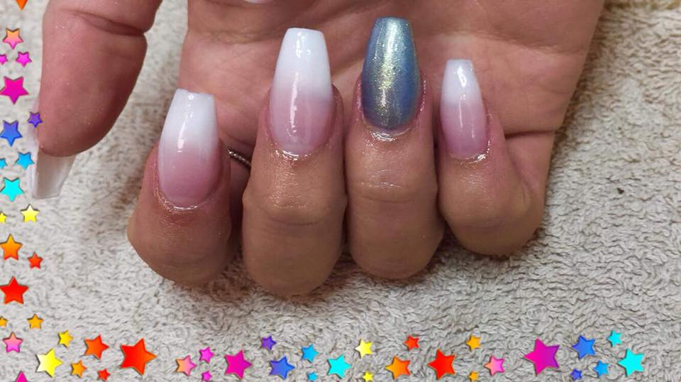 Acrylic Nails by Tomeeka…Continue Reading..