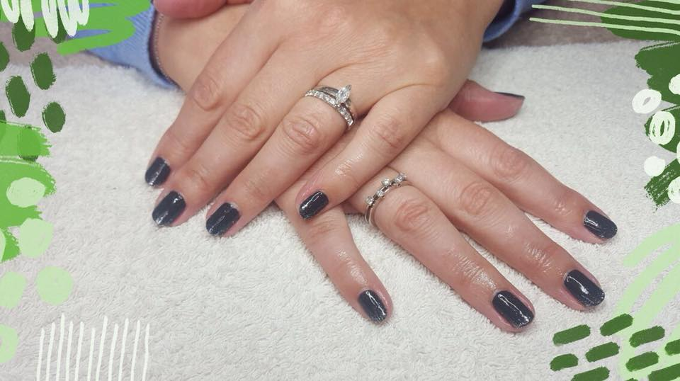 Shellac Nails by Lydia…
