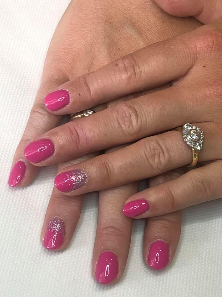 Shellac Nails by Lorna…