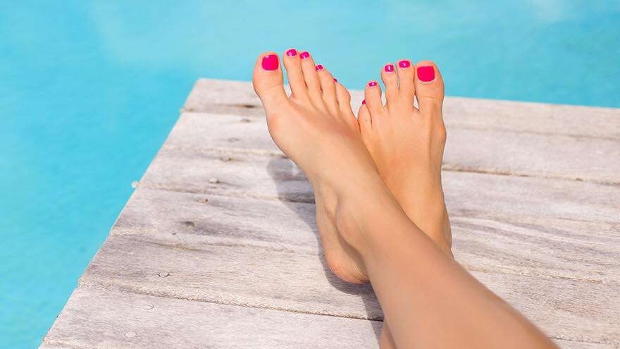 Get your feet flip flop ready ☀️
