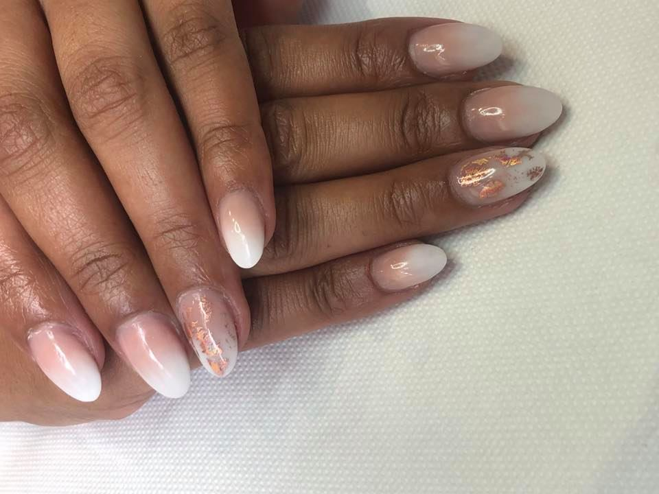 Gorgeous Acrylic Nails by Lorna…